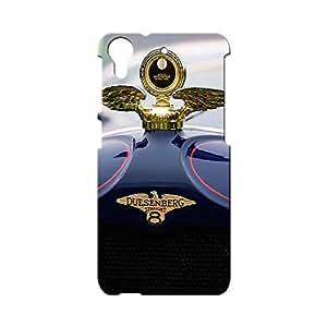 BLUEDIO Designer Printed Back case cover for HTC Desire 728 - G3062