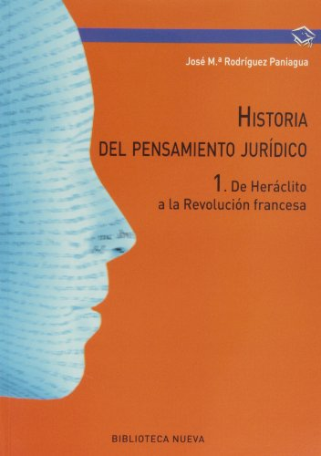 HISTORIA DEL PENSAMIENTO JURIDICO I