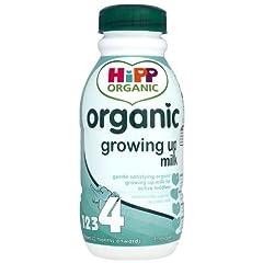 Hipp Organic 有機原料使用・乳児用・液体ミルク12カ月からの商品イメージ
