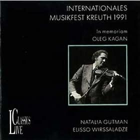 Suite pour violoncelle seul n� 3 en ut majeur, BWV 1009: Sarabande