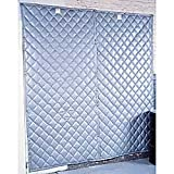 """Acoustic Blanket 1"""" Wall Ceiling Panel 4'x8', Industrial Use ~ Singer Safety"""