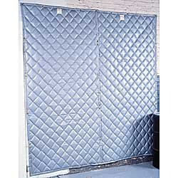 """Acoustic Blanket 1"""" Wall Ceiling Panel 4'X8', Industrial Use"""