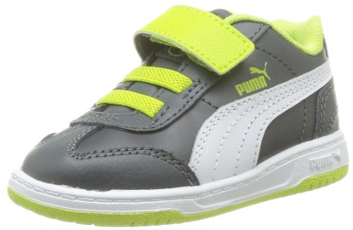 Puma Baby Boys Arrow Nu Kids Trainers