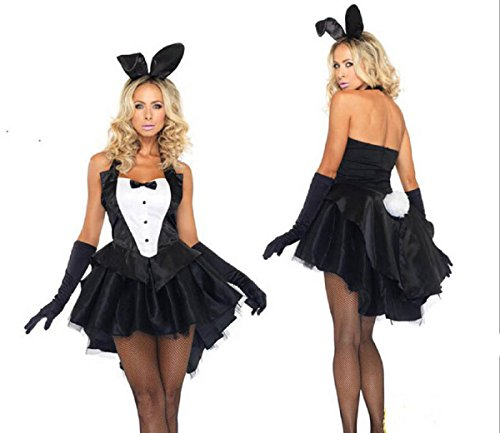 Stuffwholesale Women Girl's Bunny Tux
