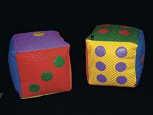 Fun Gripper Dice