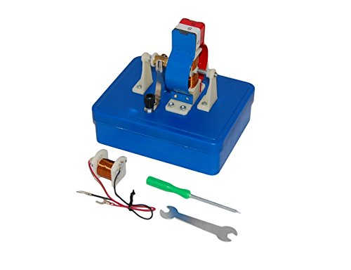 Kit, Dc Motor In Self Storing Box