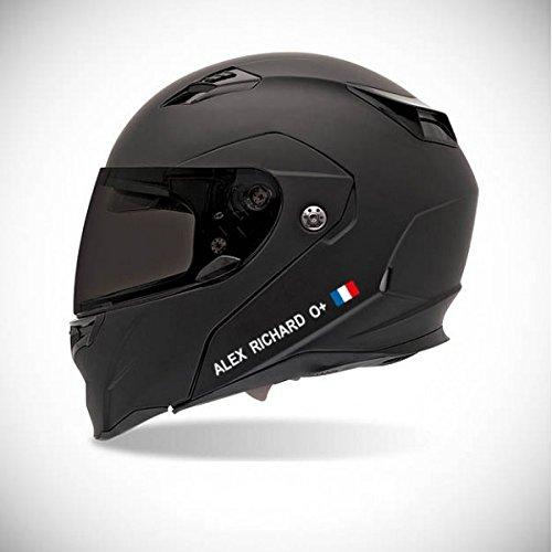 Autocollant-pour-casque-de-moto-sticker-Identit-couleur-sticker
