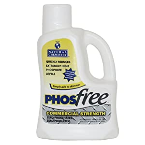 Phos Free Commercial Strength Phosphate Remover For Pools Swimming Pool
