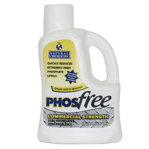 Phos Free Commercial Strength Phosphate Remover For Pools
