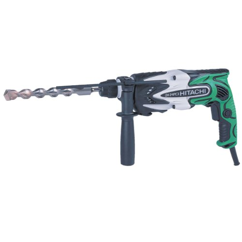 Hitachi DH24PC3 15/16-Inch SDS Plus Rotary Hammer, VSR 3-Mode