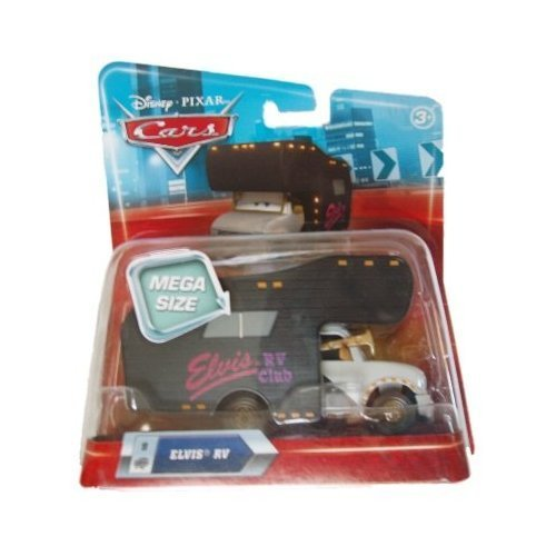 Disney Pixar Cars Mega Size Elvis RV by Disney (Disney Pixar Cars Rv compare prices)
