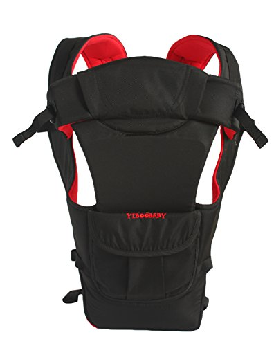 Babyhelp Fashion Classic Flexible Baby Carrier(Black)