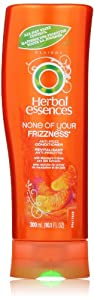 Herbal Essesnces None of Your Frizzness Smoothing Conditioner By Clairol, 10.1 Ounce
