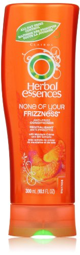 Herbal Essesnces None Of Your Frizzness Smoothing Conditioner By Clairol, 10.1 Ounce front-192197