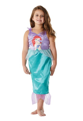 Disney Unisex-baby Ariel Little Mermaid Princess Classic Costume