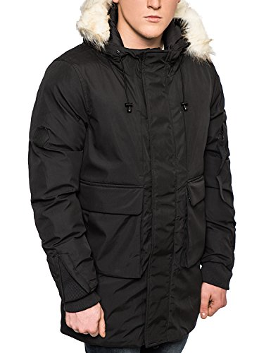 Bellfield -  Giacca - Parka - Uomo Black Medium