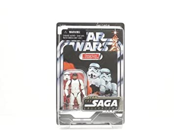 - STAR WARS FIGURINE XCLUSIVE GEORGE LUCAS STORMTROOPER DISGUISE