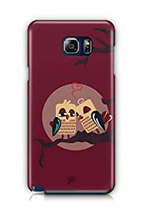 YuBingo Love Birds Mobile Case Back Cover for Samsung Galaxy Note 5