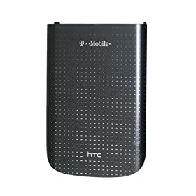 HTC myTouch 4G Black Back Cover Battery Door