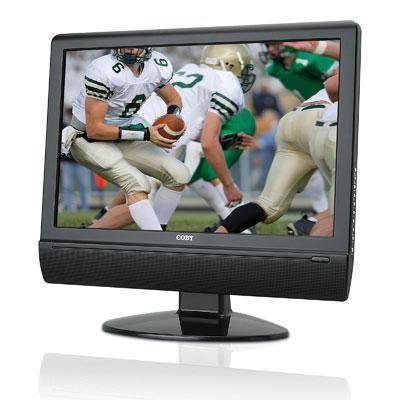 Coby Tftv1923 19-Inch Widescreen Lcd Hdtv/Monitor With Hdmi Input, Black