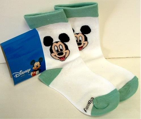 Disney Mickey Mouse Ladies A/o Socks