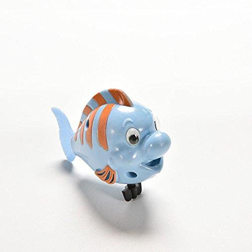 Mini Cute Baby Kids bath toy Fish Swimming Clockwork Toys Random Color (Track Magic Cleaner compare prices)