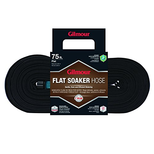 Gilmour Flat Weeper/Soaker Hose, 75 Feet (Weeper Hose compare prices)