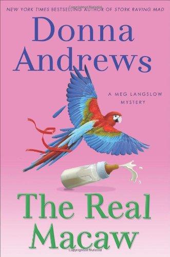 Image of The Real Macaw: A Meg Langslow Mystery (Meg Langslow Mysteries)