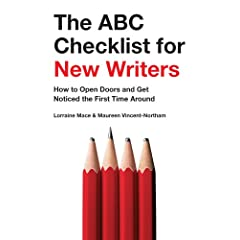 Image: Cover of The ABC Checklist for New Writers