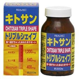 RNC キトサンパワートリプルダイエット 90g