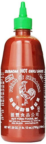 Tuong Ot Sriracha Hot Chili Sauce 28oz