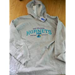 NBA New Orleans Hornets Western Conference Grey Lady