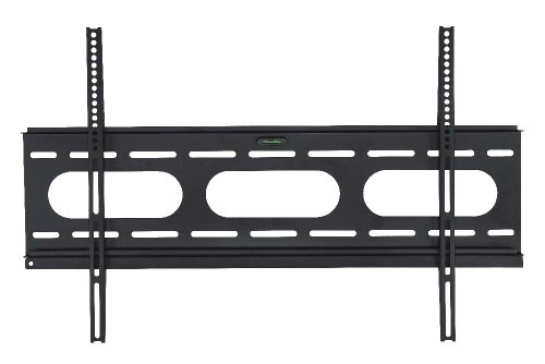 "Fixed Lcd/Led Tv Wall Mount Low Profile Bracket For Most 32""- 60"" Led Lcd Plasma Tv Flat Panel Screen With Bubble Level And Ul Protect Your Family Buy Ul, Lcd/Led Tv Wall Mount Certified Mount F6371 - Fixed Lcd/Led Tv Wall Mount"