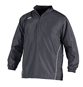 Rawlings Men's Team Jacket (Grey, Small)