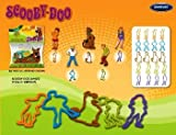 Scooby Doo Logo Ser1 Bandz Silly Kids Rubber Bands 20PK