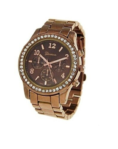 Crawford Boyfriend Watch-Chocolate image