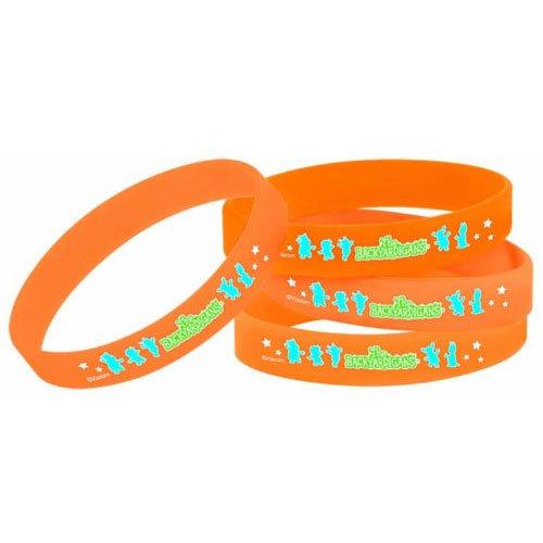 Backyardigans Rubber Bracelet - 4/Pkg.