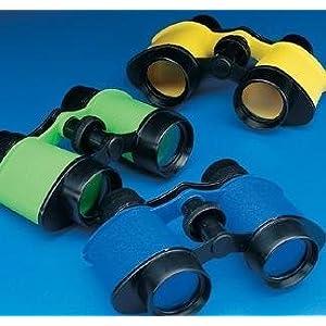 Dozen Kids Plastic Toy Binoculars