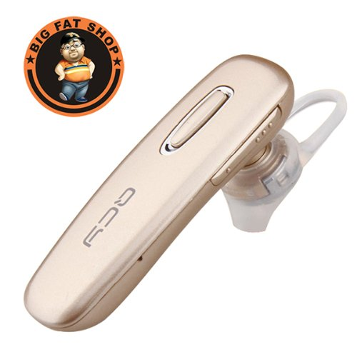 Jack Bluetooth Gold Two-ear Imported CSR 8610 Series Chip Bluetooth 4.0 High Quality Sound Bluetooth Stereo Headset w/ Microphone - Retail Packaging with Clearer and More Transparent Sound Generic Bluetooth Headsets autotags B00IMVVDZK