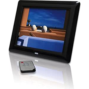 rollei memories 800 digitaler bilderrahmen 8 zoll kamera. Black Bedroom Furniture Sets. Home Design Ideas