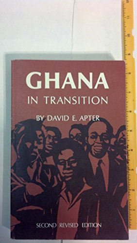 Ghana in Transition (Princeton Legacy Library)