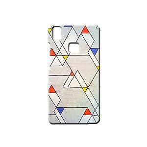 G-STAR Designer Printed Back case cover for VIVO V3 - G2590