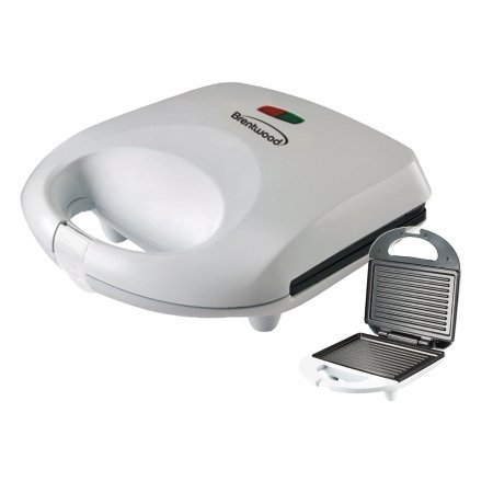 Read About Brentwood TS-245 Non-Stick Panini Maker