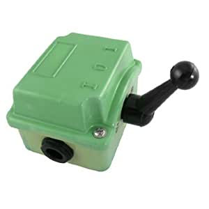 QS5-15N Forward Reverse Cam Starter Switch 5.5HP 15A/380VAC