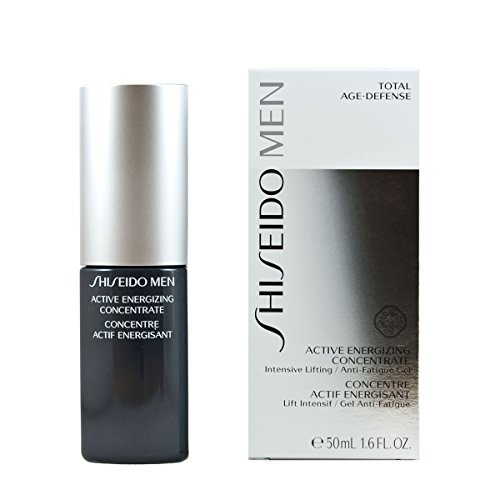 Shiseido Men Active Energizing Concentrate 50 ml- Trattamento Anti-eta Uomo - 50ml