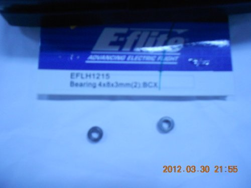 EFLH1215 Bearing 4x8x3mm: BCX - 1