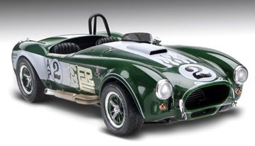 Revell 1:24 Shelby Cobra 427 S/C