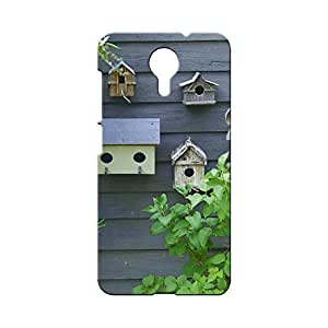 G-STAR Designer Printed Back case cover for Micromax Canvas E313 - G4309