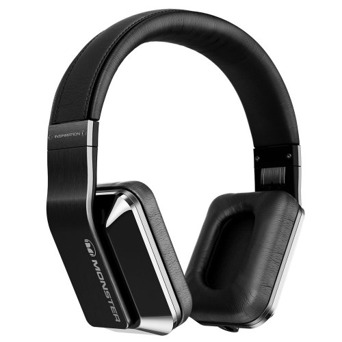 Monster Inspiration Active Noise Cancellation Over Ear Headset - Titanium