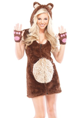 Teddy Bear Girl Costume